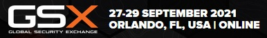 The Global Security Exchange (GSX) show in Orlando, Florida. September 27-29, 2021.