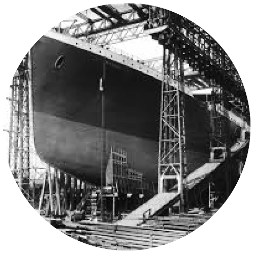HISTORY OF MARINE STEEL SECURITY DOORS AND BULLET RESISTANT PRODUCTS