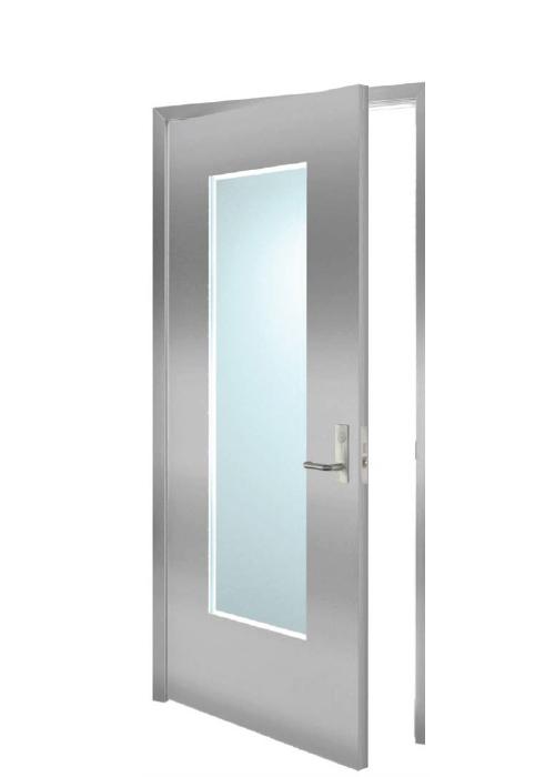 HANDGUN BULLET RESISTANT DOOR