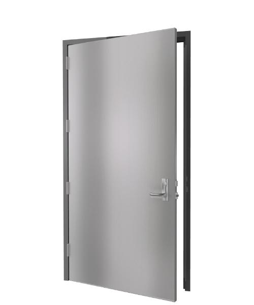 HURRICANE RESISTANT HOLLOW METAL DOOR