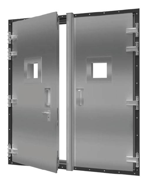 A60-H60-H120T-WT MARINE DOOR